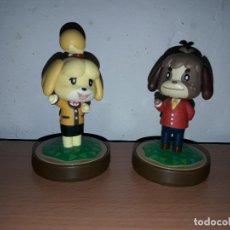 Nintendo Wii U: LOTE AMIIBO NINTENDO WII U 3DS SWITCH PARA JUEGOS COMO ZELDA ANIMAL CROSSING ECT NUEVOS. Lote 91097630