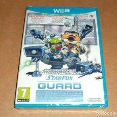 Nintendo Wii U: STAR FOX : GUARD PARA NINTENDO WII U ,A ESTRENAR, NO DISCO FISICO. PAL. Lote 114518707