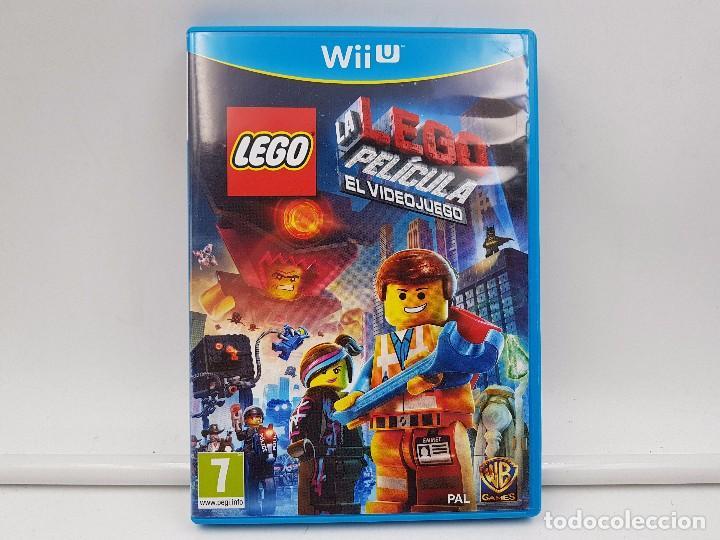 Juego Lego Pelicula El Videojuego Nintendo Wii Comprar Nintendo