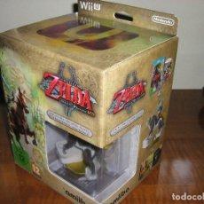 Nintendo Wii U: ZELDA TWILIGHT PRINCESS HD: EDICIÓN COLECCIONISTA - NINTENDO WII U + REGALO MANGA. Lote 95655075