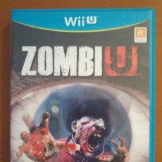 Nintendo Wii U: ZOMBIE U PARA WII U EN ESPAÑOL COMPLETO. Lote 97129323