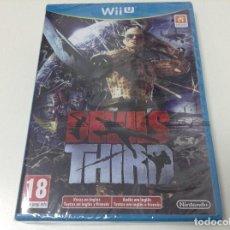Nintendo Wii U: DEVIL'S THIRD. Lote 97392439