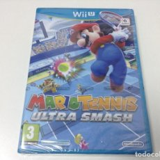 Nintendo Wii U: MARIO TENNIS ULTRA SMASH. Lote 97392887