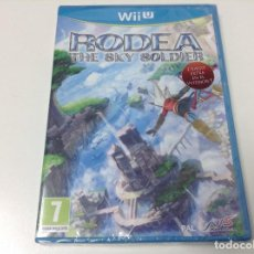 Nintendo Wii U: RODEA THE SKY SOLDIER. Lote 97393451