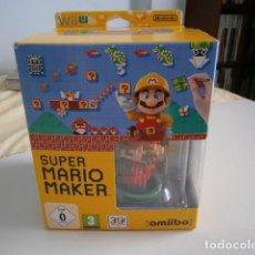 Nintendo Wii U: SUPER MARIO MAKER EDICIÓN MARIO 30 ANIVERSARIO WII U . Lote 97429335