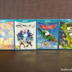 Nintendo Wii U: LOTE JUEGOS NINTENDO WII U. Lote 97615351