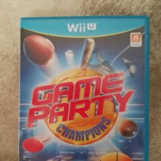 Nintendo Wii U: GAME PARTY WII U. Lote 97802183