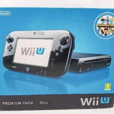 Nintendo Wii U: CONSOLA WII U 32 GB WIIU PREMIUM PACK .BUEN ESTADO COMBINO ENVÍOS.. Lote 100516459