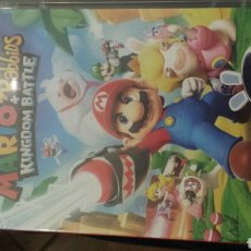 Nintendo Wii U: MARIO+RABBIDS NINTENDO SWITCH. Lote 101484211
