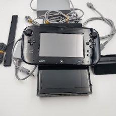 Nintendo Wii U: CONSOLA NINTENDO WII U 32 GB WIIU NEGRA .BUEN ESTADO COMBINO ENVÍOS.. Lote 103025555