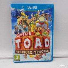 Nintendo Wii U: JUEGO CAPTAIN TOAD: TREASURE TRACKER NINTENDO WII U WIIU ESPAÑA.COMBINO ENVÍO. Lote 103029227
