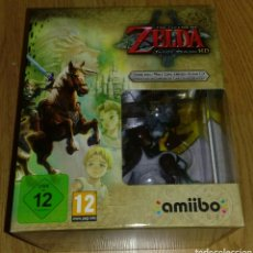 Nintendo Wii U: THE LEGEND OF ZELDA: TWILIGHT PRINCESS (EDICIÓN DE COLECCIONISTA) PARA NINTENDO WII U. Lote 107474170