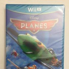 Nintendo Wii U: PLANES AVIONES DISNEY NINTENDO WII U PAL ESPAÑA. Lote 107047663