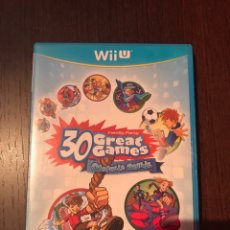 Nintendo Wii U: FAMILY PARTY 30 GREAT GAMES. OBSTACLE ARCADE.. Lote 108325584