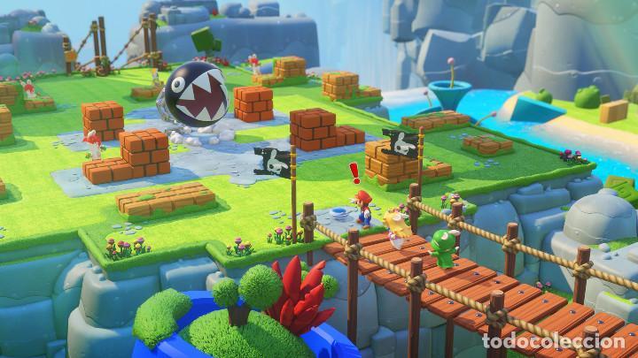Nintendo Wii U: Mario+Rabbids Kingdom Battle Collectors Edition Nintendo Switch ***NUEVO A ESTRENAR*** - Foto 8 - 108749283