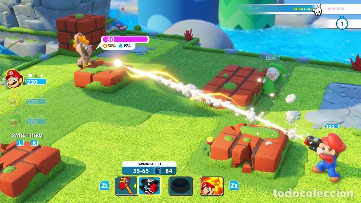Nintendo Wii U: Mario+Rabbids Kingdom Battle Collectors Edition Nintendo Switch ***NUEVO A ESTRENAR*** - Foto 9 - 108749283