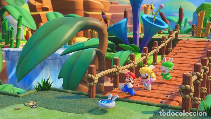 Nintendo Wii U: Mario+Rabbids Kingdom Battle Collectors Edition Nintendo Switch ***NUEVO A ESTRENAR*** - Foto 10 - 108749283