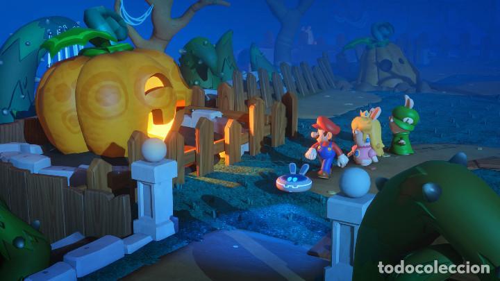 Nintendo Wii U: Mario+Rabbids Kingdom Battle Collectors Edition Nintendo Switch ***NUEVO A ESTRENAR*** - Foto 11 - 108749283