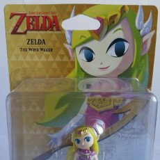 Nintendo Wii U: AMIIBO ZELDA, THE WIND WAKER -THE LEGEND OF ZELDA- NUEVO, SIN ABRIR.. Lote 108753059