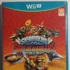 Nintendo Wii U: JUEGO SKYLANDERS SUPERCHARGERS PARA WII U -NUEVO A ESTRENAR-. Lote 108756579