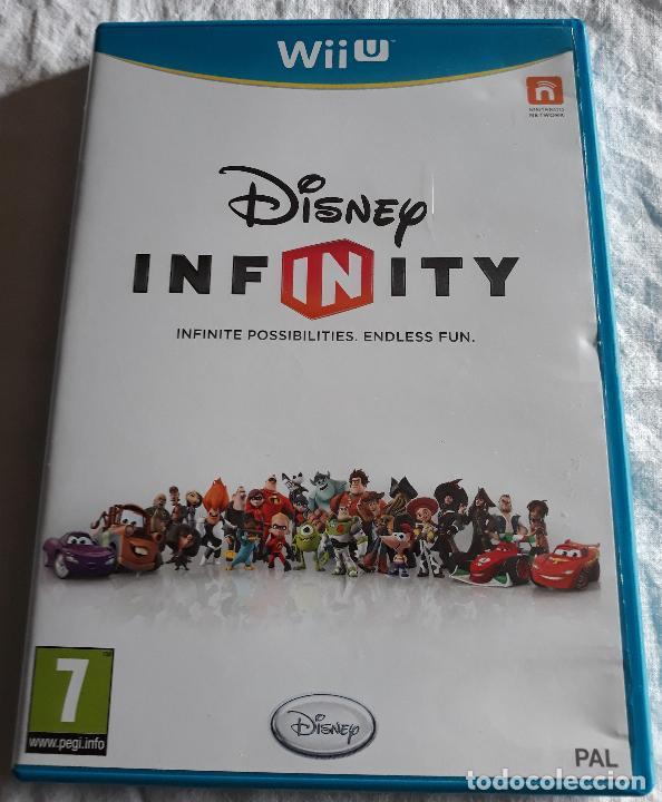 DISNEY INFINITY PARA WIIU (Juguetes - Videojuegos y Consolas - Nintendo - Wii U)