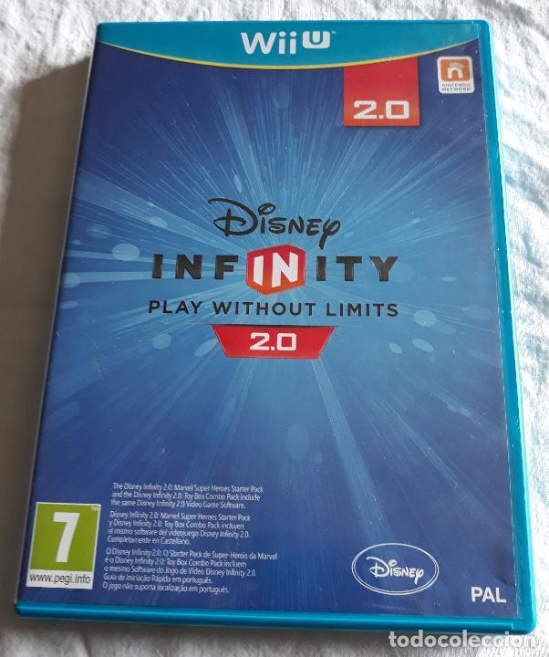 DISNEY INFINITY PARA WIIU 2.0 (Juguetes - Videojuegos y Consolas - Nintendo - Wii U)