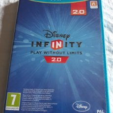 Nintendo Wii U: DISNEY INFINITY PARA WIIU 2.0. Lote 112136307