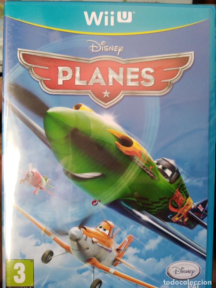 Planes Aviones Juego Para Nintendo Wii U Nu Comprar Nintendo