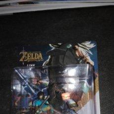 Nintendo Wii U: AMIIBO ZELDA LINK JINETE PRECINTADO. Lote 114453290