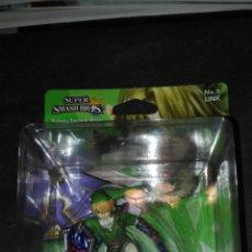 Nintendo Wii U: AMMIBO ZELDA LINK N5 PRECINTADO. Lote 114453807