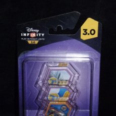 Nintendo Wii U: DISNEY INFINITY 3.0 PLAY WITHOUT LIMITS. POWER DISC PACK. NINTENDO. NUEVO EN BLISTER. Lote 115454047