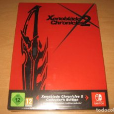 Nintendo Wii U: XENOBLADE CHRONICLES 2 NINTENDO SWITCH EDICION COLECCIONISTA PAL ESPAÑA PRECINTADO. Lote 121828932