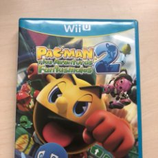Nintendo Wii U: PAC-MAN Y LAS AVENTURAS FANTASMALES 2 - WII U. Lote 118843380