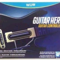 Nintendo Wii U: GUITAR HERO NINTENDO WII U. Lote 121074331
