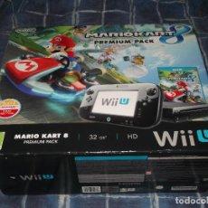 Nintendo Wii U: CAJA VACIA NINTENDO WIIU MARIO KART. Lote 121868167