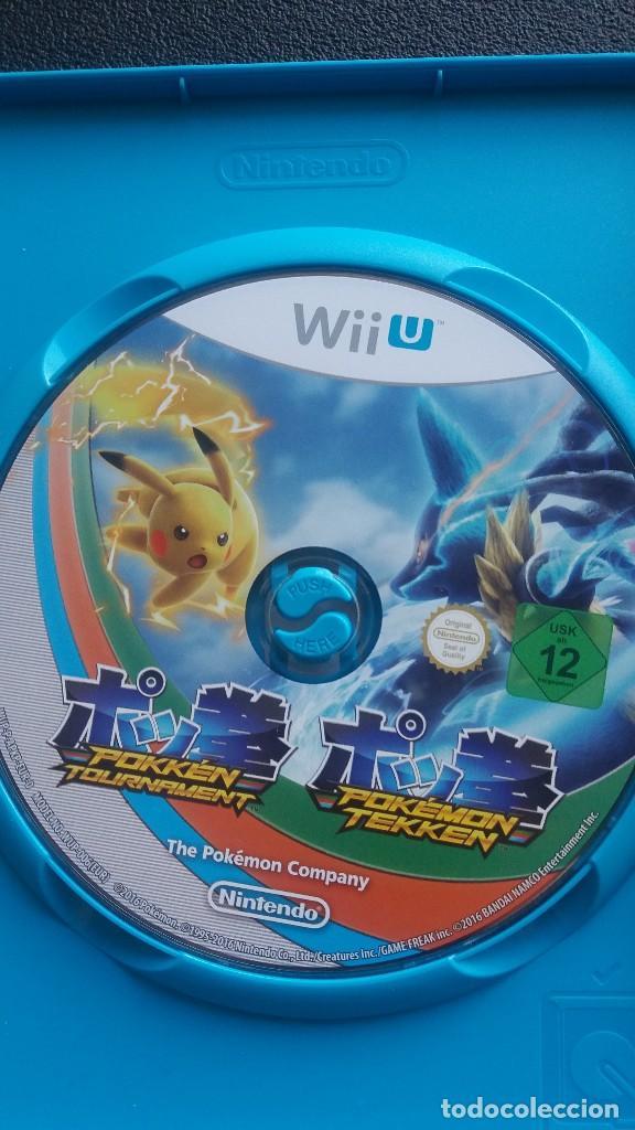 Nintendo Wii U: Pokken Tournament *** para Nintendo WiiU ** como nuevo !!!! - Foto 5 - 123237735