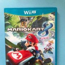 Nintendo Wii U: MARIO KART 8 PARA WII U EN PERFECTO ESTADO. Lote 130072691