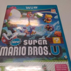 Nintendo Wii U: NEW SUPER MARIO BROS. U WII U. Lote 131359178