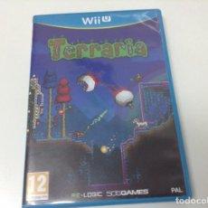 Nintendo Wii U: TERRARIA. Lote 132247258