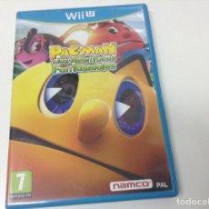 Nintendo Wii U: PAC-MAN Y LAS AVENTURAS FANTASMALES. Lote 132247498