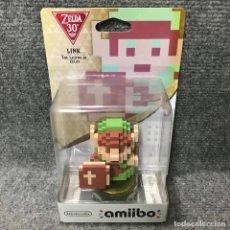 Nintendo Wii U: NINTENDO AMIIBO THE LEGEND OF ZELDA 30TH ANNIVERSARY LINK NUEVO. Lote 134356493