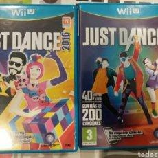 Nintendo Wii U: LOTE 2 JUEGOS WII U. Lote 136454961