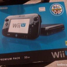 Nintendo Wii U: LOTE WII U PREMIUM PACK 32GB, BALANCE BOARD, MANDOS, JUEGOS.... Lote 136806794
