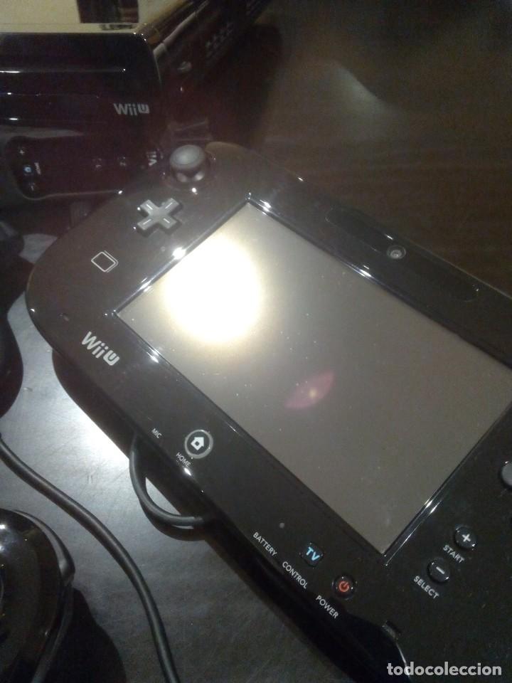 Nintendo Wii U: LOTE Wii U PREMIUM PACK 32GB, BALANCE BOARD, MANDOS, JUEGOS... - Foto 5 - 136806794