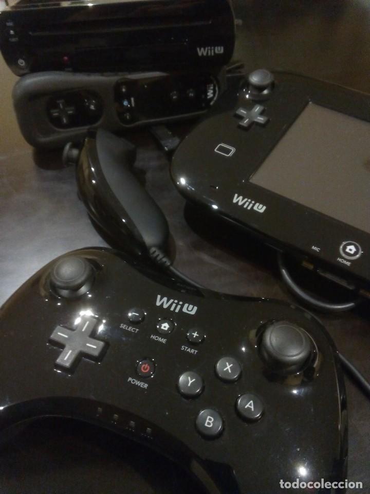 Nintendo Wii U: LOTE Wii U PREMIUM PACK 32GB, BALANCE BOARD, MANDOS, JUEGOS... - Foto 6 - 136806794