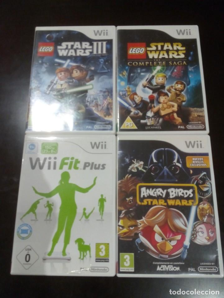 Nintendo Wii U: LOTE Wii U PREMIUM PACK 32GB, BALANCE BOARD, MANDOS, JUEGOS... - Foto 10 - 136806794