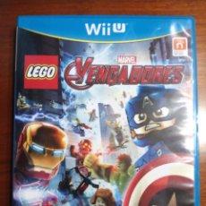 Nintendo Wii U: JUEGO VENGADORES WIIU. Lote 138059730