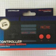 Nintendo Wii U: CONTROLLER NES CLSASIC EDITION COMPATIBLE NINTENDO WII U 2 METROS CABLE NUEVO KREATEN. Lote 138782794
