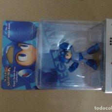 Nintendo Wii U: AMIIBO N 27 MEGAMAN SMASH BROS NINTENDO WII U NUEVO. Lote 138867378