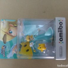 Nintendo Wii U: AMIIBO N 19 ROSALINA ESTELA SMASH BROS NINTENDO WII U NUEVO. Lote 138867598